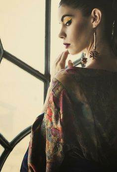 Oriental Sights #orient #fashion #editorial