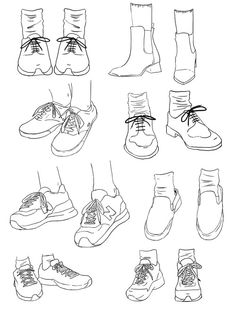 Schuhpraxis, Source by sherilynminoku drawing drawing reference sneakers Clothing Sketches, Drawing Clothes, Shoe Drawing, Fashion Design Drawings, Drawing Reference Poses, Art Drawings Sketches, Manga Drawing, Drawing Techniques, Art Tutorials