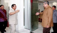 Hadapi Koalisi PDIP SBY Turun Tangan; Malam Ini Parpol Non-Ahok Kumpul di Rumah SBY  [portalpiyungan.com]JAKARTA - Usai Koalisi PDIP-Golkar-Nasdem-Hanura resmi mengusung dan mendaftarkan Ahok-Djarot Koalisi Kekeluargaan yang terdiri dari parpol non-pendukung Ahok akan mengadakan pertemuan di rumah Ketua Umum Partai Demokrat Susilo Bambang Yudhoyono (SBY) Puri Cikeas. Pertemuan itu akan membahas soal pasangan calon gubernur dan calon wakil gubernur di Pilgub DKI Jakarta 2017 yang akan diusung…