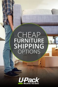 Looking for the cheapest ways to ship furniture to another state? Find options here. Affordable Furniture, Cheap Furniture, Luxury Furniture, Moving Trailers, Moving Dolly, Moving Across Country, Moving Blankets, Moving To Another State, Moving Costs