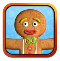 links to gingerbread man apps and sites