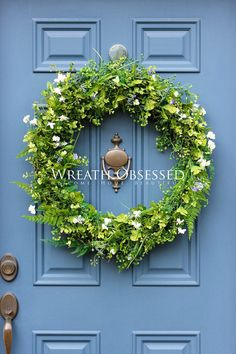 Spring Boxwood Wreath , English Garden Wreath , Faux Boxwood Wreath , Green Summer Wreath , Outdoor Wreath , Extra Large Wreath , Wreath Fixer Upper , Texas Farmhouse Style ~All Green Wreath made from high quality faux greens and flowers.  Gorgeous , Stunning & Drool worthy.  Welcome to my Home.   Wreath Obsessed ~ Welcome. Home . Beautiful.