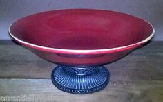 Partylite Moroccan Spice Pedestal Bowl 3 Wick Candle Holder Pillar LN Retired | eBay
