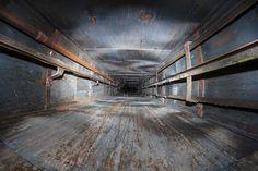 Image result for old mining elevator