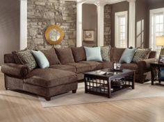 Denver Sectional - Larrabees Furniture + Design