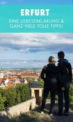Eine Liebeserklärung an Erfurt und ganz viele Tipps für einen Städtetrip in Thüringens Landeshauptstadt!