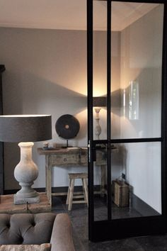 Interior Concept, Interior Design, Home Suites, Ladder Bookcase, Rustic Chic, Entryway Decor, Room Inspiration, Family Room, New Homes