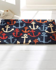 Garnet Hill Doormat Collection $34