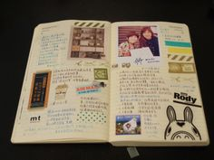 I love how the Hobonichi techno is a mixture of journal, smash and planner.  I think this could really work for me