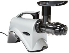 Omega NC800 HDS 5th Generation Nutrition Center Juicer, Silver *** Check out this great product.