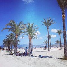 S'Arenal de Llucmajor en Palma, Islas Baleares