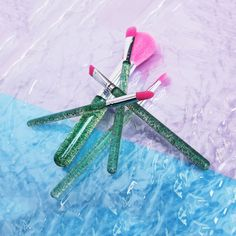 Mermaid brushes   LASULA LOVES shop our new products