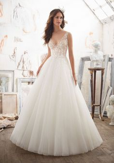 Blu - Matilda - 5515 - All Dressed Up, Bridal Gown
