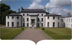 Fota House, Cork Harbour, Co. House Worth, Images Of Ireland, Castles In Ireland, Historic Houses, County Cork, Green Valley, Cork Ireland, Restaurant, Country Houses