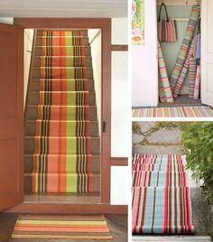 Dash & Albert, the textile trunk, Loggia Home, Madeline Weinrib Atelier, shaker shop