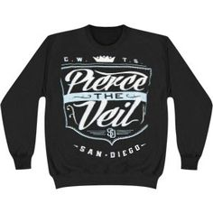Pierce The Veil Shield Sweatshirt