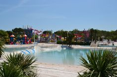 Aquapark op Camping Union Lido | Vacanceselect