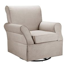 This Swivel Glider and Ottoman Set will be your favorite place to spend time, relax and soothe your baby. This Glider set features a rotating swivel function as well as a smooth gliding motion. The thickly padded seat cushion, seat back, ottoman and arm rests are made for your comfort. The... more details available at https://furniture.bestselleroutlets.com/game-recreation-room-furniture/gliders/product-review-for-baby-relax-swivel-glider-and-ottoman-comet-doe/