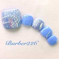 夏/デート/浴衣/海/フット - Barber226_nailのネイルデザイン[No.3243431]|ネイルブック Neon Nail Designs, Popular Nail Designs, Classy Nail Designs, Flower Nail Designs, Fall Nail Designs, Natural Acrylic Nails, White Acrylic Nails, Almond Acrylic Nails, Acrylic Nails Coffin Ballerinas