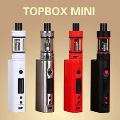 20% OFF! 75W Temperature Control Electronic Cigarette SUBOX MINI Box black #madeinchina #e-cigs >http://dxurl.com/RMZH