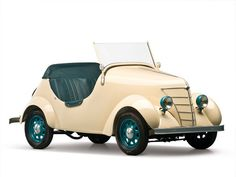 Rolux baby 125cc microcar (1948). #COTD  19 June 2014.