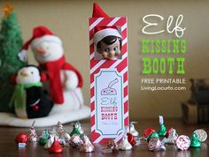 Just For Gags Collections: {Elf on the Shelf Ideas} 3 tips for hacking your elf and making the most out of this festive family fun from @Carey Baldwin Baldwin Pace on Peanut Blossom.