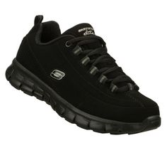 Women's Synergy Elite Status Walking Shoe by Skechers $79.95 ...