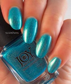 Sassy, Classy and a Little Bad Assy Indie Polish Joy Lacquer | Joy Lacquer
