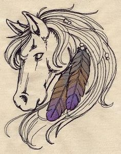 Horse and Feathers_image