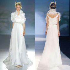 Drama-Worthy Victorio & Lucchino Wedding Dresses 2014. To see more: http://www.modwedding.com/2013/12/10/victorio-lucchino-wedding-dresses-2014/