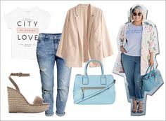 Boyfriend-Jeans kombinieren: DIESE Styling-Regeln müsst ihr kennen! http://www.gofeminin.de/styling-tipps/boyfriend-jeans-kombinieren-s1483075.html #boyfriendjeans #jeans #outfit #style