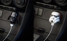 Dark Side USB Car Chargers