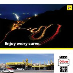 Sometimes, nothing beats a really good drive. Come down to Oliver Tyres Mossel Bay for top quality tyres. #Dunlop #tyres