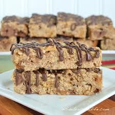 Starbucks Restaurant Copycat Recipes: Caramel Apple Bars
