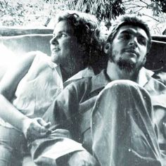 Aleida March and Che Guevara fellow revolutionists in Cuba married in 1959. They had 4 children before he was assassinated in Bolivia in 1967.