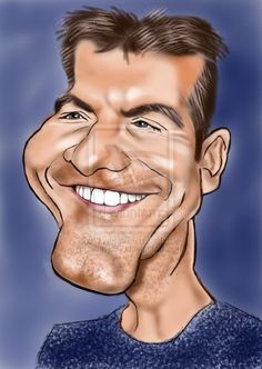 SIMON COWELL ~ By adavis57 / deviantART _____________________________ Reposted by Dr. Veronica Lee, DNP (Depew/Buffalo, NY, US)