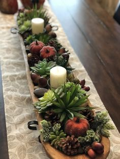 Dining room table decor - 25 Perfect Thanksgiving Table Decoration for Elegant Style – Dining room table decor Dining Room Table Decor, Deco Table, Decor Room, Centerpiece Decorations, Decoration Table, Room Decorations, Dining Room Table Centerpieces, Summer Centerpieces, Christmas Decorations