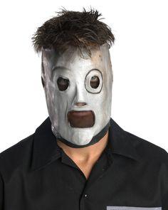 #Corey #Slipknot #ceno #Horrormaske #Halloween http://www.horrormasken24.de/Corey-Taylor-Maske.html