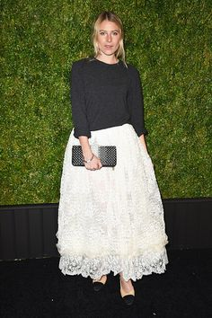 Dree Hemingway attends the11th Annual Chanel Tribeca Film Festival Artists Dinner on April 18, 2016