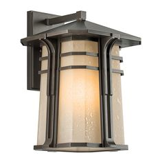 Shop Kichler Lighting  4917 North Creek Fluorescent Outdoor Sconce  at ATG Stores. Browse our outdoor sconces, all with free shipping and best price guaranteed.