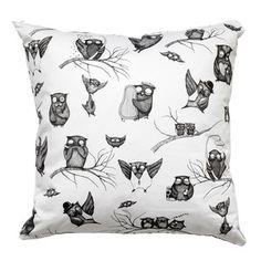Owls Cushion.cute