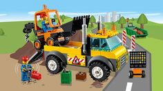 Road Work Truck