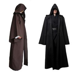 Gender: MenComponents: CloakModel Number: Star Wars Jedi Cloak Cosplay CostumesSpecial Use: CostumesCharacters: OtherMaterial: Other