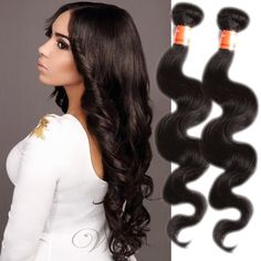 Hot Malaysian Human Hair Extension Body Wave 10 -30  Hair Weft 100g/Bundles New