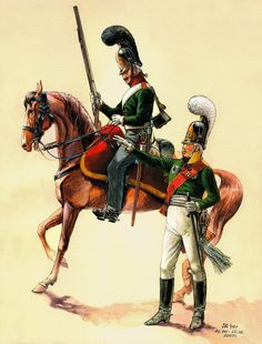 Russian Dragoons 1812