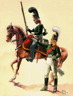Russian Dragoons 1812