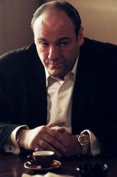 Tony Soprano (James Gandolfini)