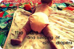 cloth diaper 101