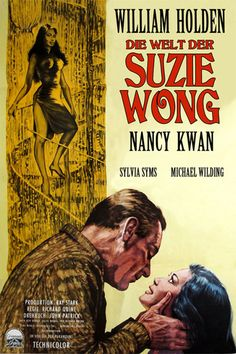 El mundo de Suzie Wong (The World of Suzie Wong), de Richard Quine, 1960