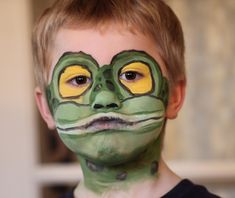 frog makeup paint pinterest maquillaje carnavales y caras pintadas. Black Bedroom Furniture Sets. Home Design Ideas